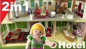 Playmobil Bett Selber Machen Familie Hauser Pin Auf Plymobil Wiedios