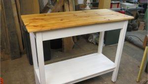 Porta Küchentisch Beistelltisch Kuche Holz