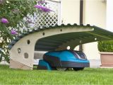 Rasenmäher Roboter Garage Anleitung Eine Garage Für Den Mähroboter Mähroboter