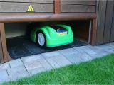 Rasenmäher Roboter Garage Anleitung Garage Rasenmäher Roboter Viking Imow 422 tor Runter