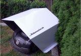 Rasenmäher Roboter Garage Versenkbar Automower Garage Vor Allem Gegen Hagelschäden Sehr