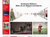 Ricardo Kleiner Küchentisch Die Inselzeitung Mallorca November 2018 by Die Inselzeitung