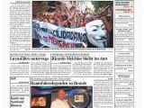Ricardo Kleiner Küchentisch Wochenblatt Zeitung Der Kanarischen Inseln Ausgabe 137