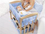 Roba Rock Star Baby Bett Beistellbett Mit Ausstattung 4 In 1 40×80 Cm