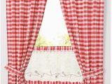 Rosa Graue Küche Necohome Küche Gardine Im Landhausstil 2er Set Tunnelzug Karo Raffrollo Vorhang Mit Raffhalter 2 Vorhänge 2 Raffhalter Rot Weiß 80x120cm