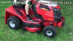 Sämaschine Wolf Garten Wolf Garten Expert 92 155 A Zahradn Traktor