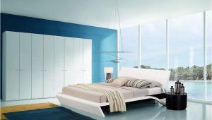 Schlafzimmer Einrichten Blau Weiß Schlafzimmer In Blau Weiß