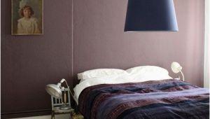 Schlafzimmer Farbe Flieder Wandfarbe Aubergine