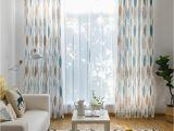 Schlafzimmer Gardinen Design Moderner Vorhang Blätter Design Weiß Im Schlafzimmer In 2020