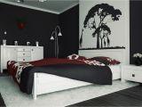 Schlafzimmer Ideen Rot Schwarz Schwarze Schlafzimmer Wand Dekoration Für Ein Schönheits
