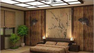 Schlafzimmer Japanisch Einrichten Herrliches Schlafzimmer Im asiatischen Stil Ausgestattet