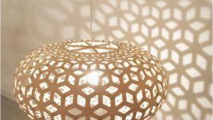 Schlafzimmer Lampe Basteln Hängelampe Modern Für Innenbereich Holz Snowflake by