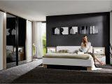 Schlafzimmer Schön Einrichten Wand Hinter Bett