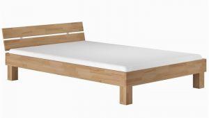 Schlichtes Bett 140×200 Französisches Bett Futonbett Doppelbett 140×200 Buche Massiv Lattenrollrost Matratze 60 86 14 M