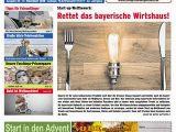 Schmaler Küchentisch Quiet Mangfalltaler Blick Ausgabe 46