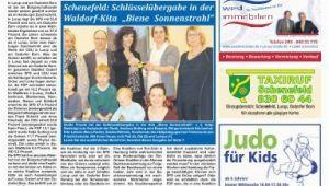 Schulenburg Küchentisch Schenefelder Bote