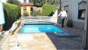 Schwimmingpool Kleinen Garten Pool Überdachung Für Kleinen Garten