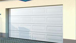 Sektionaltor Garage Preis Sektionaltor Garage Bild 3x6m In Holzstanderbauweise Mit