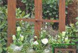 Sichtschutzrollo Für Garten Deko Fenster 80 X 60 Cm Zum Öffnen Edelrost Rost