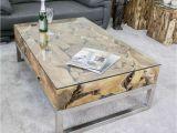 Sofa Couchtisch Wohnzimmertisch Glas Holz Elegant Couchtisch Holz Mit