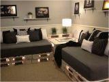 Sofa Design Diy sofa Aus Paletten Eine Perfekte Vollendung Des Interieurs