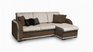 Sofa U form Taupe Ecksofa sofa Lindo Mit Schlaffunktion Braun Taupe Ottomane Rechts