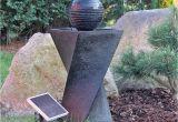 Solarbrunnen Garten Ebay solarspringbrunnen solar Springbrunnen Mit Akku Led
