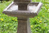 Solarbrunnen Garten Ebay Vogeltränke solarbrunnen Mit Led Beleuchtung Pizzaro
