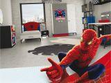 Spiderman Bett Himmelbetten Für Mädchen Inklusive Vorhang Kinderbett Mit