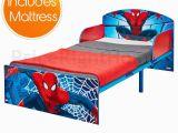 Spiderman Bett Real Bett 1 Matratze Für Kinder