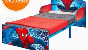 Spiderman Bett Real Bett 1 Matratze Für Kinder