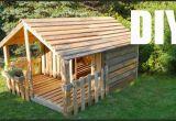 Spielhaus Für Garten Selber Bauen Spielhaus Gartenhaus Für Kinder ★ Selber Bauen Aus