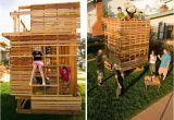 Spielhaus Für Garten Selber Bauen Spielhaus Im Garten – Modernes Kinderspielhaus Aus Holz