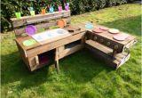 Spielzeug Für Garten Günstig Holz Kinderküche Matschküche M Für Garten