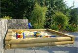 Spielzeug Für Garten Günstig Sandkasten Stabil 200×200 Cm