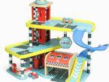 """Spielzeug Garage Holz Parkhaus Garage """"vilacity"""" Mit Viel Zubehör Aus Holz Von"""