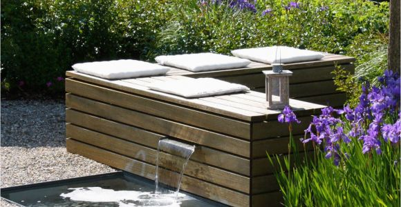 Springbrunnen Wasserspiele Für Den Garten Sitzplatz Zum Wohlfühlen Mit Wasserspiel Parc S