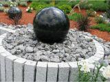 Steinbrunnen Garten Selber Bauen Kugelbrunnen Selber Bauen so Geht S