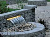 Steinbrunnen Garten Selber Bauen Wasserfall Im Garten Selber Bauen Und Harmonie Der