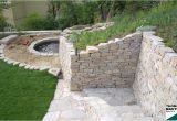 Steinmauer Im Garten Verschönern Steinmauern Im Garten