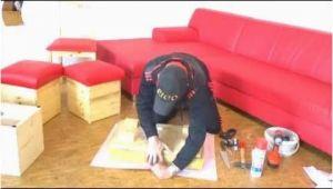 Stoff Zum Couch Beziehen Pin Von Prima Geklappt Auf Womo Bau