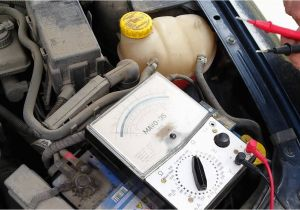 System Kesting Garagen Diy Car Cooling System Electrolysis Corrosion Test