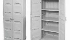 Universal-schrank Gartenschrank Kunststoffschrank Schränke & Wandschränke Für Garage Den Werkzeugkeller