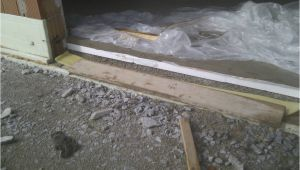 Unterkellerte Garage Unterkellerte Garage Abdichten