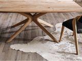 Voglauer Levante Tisch V Alpin – Esszimmer Vollholzmöbel In Eiche Altholz