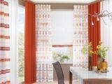 Vorhang Schlafzimmer orange Gardinen Deko Für Ihr Esszimmer