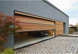 Was Kostet Architekt Garage Flächenbündige Garagentore