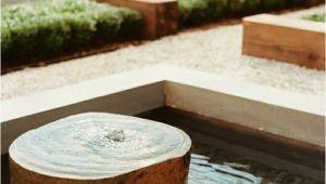 Wasserbrunnen Garten Modern 52 Erstaunliche Bilder Von Gartenbrunnen Zum Inspirieren