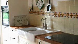 Wasserhahn Küche Landhausstil Fliesen Im Landhausstil
