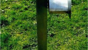 Wassersaule Garten Edelstahl Anschluss Von Unten Wassersaule Garten 889xmm Wasserzapfstelle Bauen Selber
